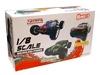 Автомобиль радиоуправляемый Himoto Трагги Ziege MegaE8XTLg Brushless 1:8 green - фото 6