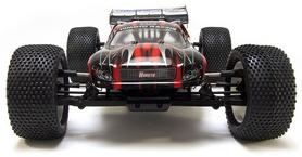 Фото 4 к товару Автомобиль радиоуправляемый Himoto Трагги Ziege MegaE8XTLr Brushless 1:8 red