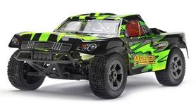 Автомобиль радиоуправляемый Himoto Шорт Mayhem MegaE8SCLg Brushless 1:8 green