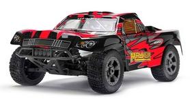 Автомобиль радиоуправляемый Himoto Шорт Mayhem MegaE8SCLr Brushless 1:8 red