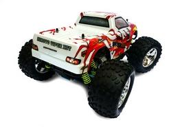 Фото 2 к товару Автомобиль радиоуправляемый Himoto Монстр VIPER XST HI6103 NITRO 1:10