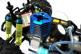 Фото 4 к товару Автомобиль радиоуправляемый Himoto Монстр VIPER XST HI6103 NITRO 1:10