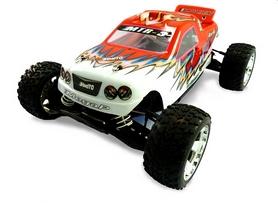 Автомобиль радиоуправляемый Himoto Трагги MEGAP MTR-3 HI933T NITRO 1:10