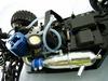 Автомобиль радиоуправляемый Himoto Трагги MEGAP MTR-3 HI933T NITRO 1:10 - фото 3