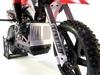 Мотоцикл радиоуправляемый Himoto Burstout MX400g Brushed 1:4 green - фото 3
