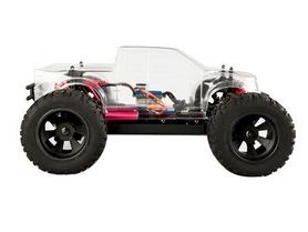 Фото 3 к товару Автомобиль радиоуправляемый LC Racing Монстр MTH 1:14 коллекторный