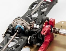 Фото 4 к товару Автомобиль радиоуправляемый LC Racing Монстр MTH 1:14 бесколлекторный