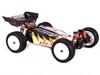 Автомобиль радиоуправляемый LC Racing Багги 1H LC-1H-BLK 1:14 black - фото 1