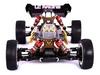 Автомобиль радиоуправляемый LC Racing Багги 1H LC-1H-BLK 1:14 black - фото 2