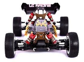 Фото 2 к товару Автомобиль радиоуправляемый LC Racing Багги 1H LC-1H-BLK 1:14 black