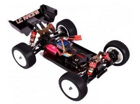 Фото 4 к товару Автомобиль радиоуправляемый LC Racing Багги 1H LC-1H-BLK 1:14 black