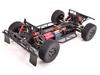 Автомобиль радиоуправляемый LC Racing Шорт SCH 1:14 blue - фото 3