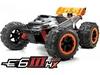 Автомобиль радиоуправляемый Team Magic Монстр E6 Trooper III 4S 1:8 black - фото 1