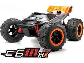 Автомобиль радиоуправляемый Team Magic Монстр E6 Trooper III 4S 1:8 black