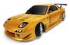 Автомобиль радиоуправляемый Team Magic Дрифт E4D Mazda RX-7 1:10 gold - фото 1