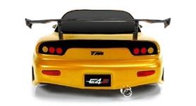 Фото 2 к товару Автомобиль радиоуправляемый Team Magic Дрифт E4D Mazda RX-7 1:10 gold