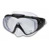 Маска для плавания Intex Aqua Pro 55981 черная - фото 1