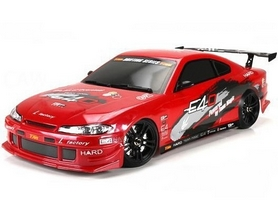 Автомобиль радиоуправляемый Team Magic Дрифт E4D MF Nissan S15 1:10 red