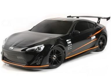Автомобиль радиоуправляемый Team Magic Дрифт E4D MF Toyota GT86 1:10 black