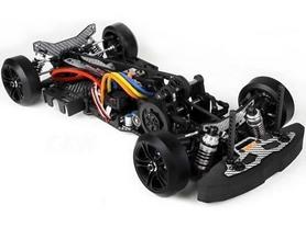 Фото 2 к товару Автомобиль радиоуправляемый Team Magic Дрифт E4D MF Toyota GT86 1:10 black