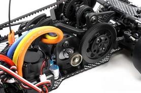Фото 3 к товару Автомобиль радиоуправляемый Team Magic Дрифт E4D MF Toyota GT86 1:10 black