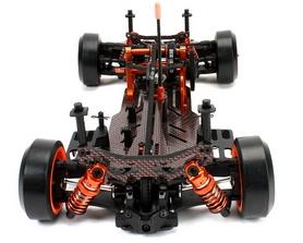 Фото 3 к товару Автомобиль радиоуправляемый Team Magic Дрифт E4D MF Pro KIT 1:10 black