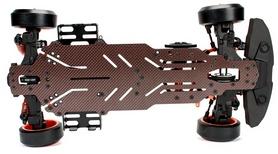 Фото 4 к товару Автомобиль радиоуправляемый Team Magic Дрифт E4D MF Pro KIT 1:10 black