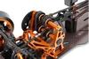 Автомобиль радиоуправляемый Team Magic Дрифт E4D MF Pro KIT 1:10 black - фото 5