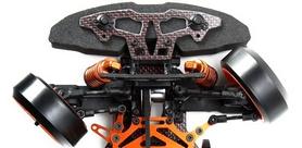 Фото 6 к товару Автомобиль радиоуправляемый Team Magic Дрифт E4D MF Pro KIT 1:10 black