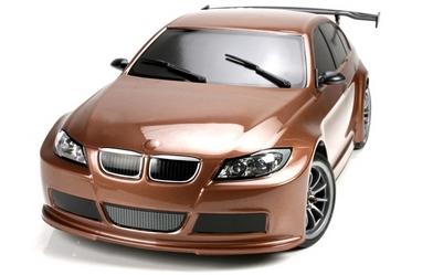Автомобиль радиоуправляемый Team Magic E4JR BMW 320 1:10 brown