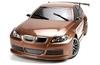 Автомобиль радиоуправляемый Team Magic E4JR BMW 320 1:10 brown - фото 1