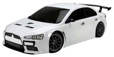 Автомобиль радиоуправляемый Team Magic E4JR Mitsubishi Evolution X 1:10 white