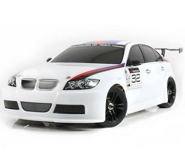 Автомобиль радиоуправляемый Team Magic E4JR II BMW 320 1:10 white