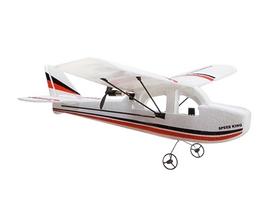 Самолет радиоуправляемый VolantexRC Mini Cessna 200мм RTF
