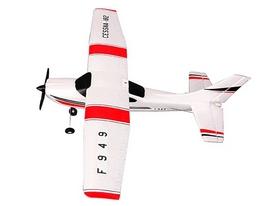 Фото 2 к товару Самолет радиоуправляемый 3-к WL Toys F949 Cessna