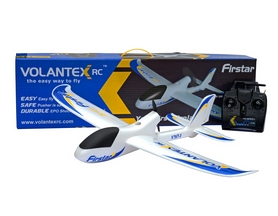 Фото 3 к товару Планер радиоуправляемый VolantexRC Firstar Firstar 4Ch Brushless TW-767-1