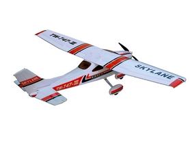 Фото 4 к товару Самолет радиоуправляемый VolantexRC Cessna 182 Skylane TW-747-3