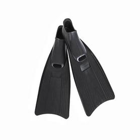 Ласты с закрытой пяткой Intex Large Super Sport Fins черные - 35-37