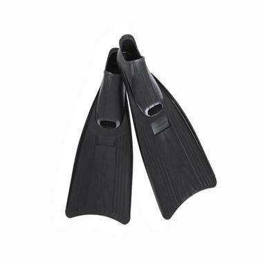 Ласты с закрытой пяткой Intex Large Super Sport Fins черные