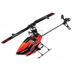 Фото 2 к товару Вертолет радиоуправляемый 3D WL Toys V922 FBL оранжевый