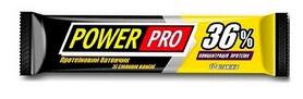 Батончик протеиновый 36% Power Pro 40 г - ваниль