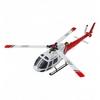 Вертолет радиоуправляемый 3D WL Toys V931 FBL бесколлекторный красный - фото 1