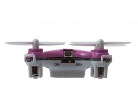 Фото 2 к товару Квадрокоптер нано радиоуправляемый Cheerson CX10 розовый