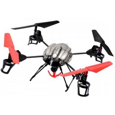 Квадрокоптер радиоуправляемый WL Toys V999 Rescue подъемный кран