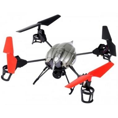 Квадрокоптер радиоуправляемый WL Toys V979 Spray водяная пушка