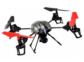 Фото 2 к товару Квадрокоптер радиоуправляемый WL Toys V979 Spray водяная пушка