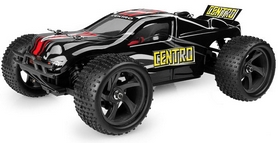 Фото 2 к товару Автомобиль радиоуправляемый Himoto Трагги Centro E18XTb Brushed 1:18 black