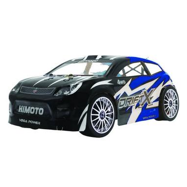 Автомобиль радиоуправляемый Himoto Дрифт DriftX E18DTb Brushed 1:18 blue
