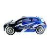 Автомобиль радиоуправляемый Himoto Дрифт DriftX E18DTb Brushed 1:18 blue - фото 2