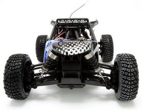 Фото 2 к товару Автомобиль радиоуправляемый Himoto Багги Barren E18DBL Brushless 1:18 black